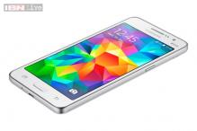 Samsung Galaxy Grand Prime with a 5MP selfie-focused front camera launched in India at Rs 15,499