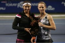 Sania Mirza, Cara Black win women's doubles title at Pan Pacific Open