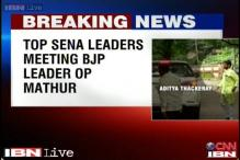 Maharashtra polls: Shiv Sena-BJP backroom meeting begins over seat-sharing