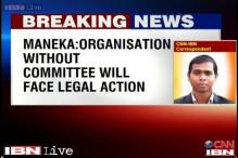 Maneka Gandhi warns legal action to organisations which don't have sexual harassment committees