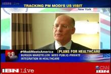 Two third of Indians want government to provide health care, says Don Baer CEO