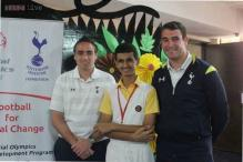 Tottenham Hotspur and Special Olympics Bharat join hands for a cause