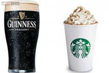 Starbucks tests the Dark Barrel Latte: A coffee that tastes like Guinness beer!