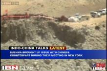 China agrees to withdraw troops from Ladakh after Sushma meets Chinese counterpart in US