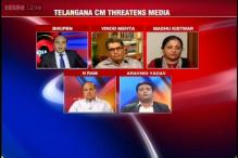 KCR threatens media: Does the political class see the media as a threat?