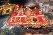 Vaishnodevi shrine ready for Navratras amid tight security