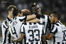 Juventus beat Udinese 2-0 on Allegri's home debut