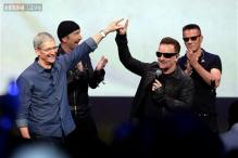 Apple offers users option to delete free U2 album following complaints