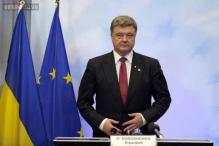 Ukraine, Pro-Russian rebels sign cease-fire deal