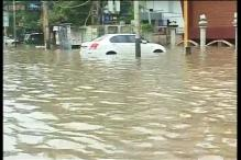 Heavy rains lash Gujarat, MET department issues flood warning