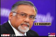 Former Attorney General Goolam E Vahanvati passes away