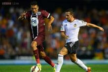 La Liga: Valencia beat Cordoba to rise to top in Spain