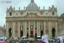 Holy smoke: Vatican car with diplomatic number plates seized with cocaine, cannabis