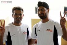 Asian Games 2014: Indian men's team wins silver in 25m center fire pistol