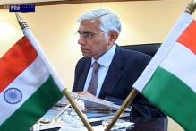 Congress files legal suit against ex-CAG Vinod Rai