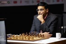 Viswanathan Anand beats Vallejo Pons to stay ahead in Bilbao Masters