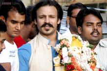 Snapshot: Vivek Oberoi bids adieu to Lord Ganesha, celebrates 37th birthday