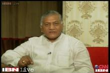 Northeast need development for peace, says VK Singh
