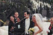13 years after the Twin Tower attacks, Professor finds the owner of a wedding photo she found at Ground Zero in 2001!
