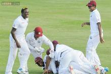 2nd Test: Benn takes five as West Indies thrash Bangladesh by 296 runs to win series 2-0