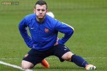 Ramsey out for a month but Wilshere eases Wenger's injury pain