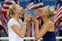 Makarova, Vesnina win US Open women's doubles title