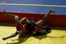 Asian Games: Sanathoi, Grewal bag a bronze each in wushu