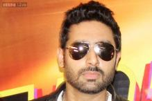 Abhishek Bachchan: I  would be more comfortable in producing a film without me acting in it