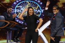 Amitabh Bachchan shoots 'Kaun Banega Crorepati' grand finale with 'Action Jackson' team