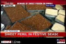 Beware of adulterated sweets this festive season