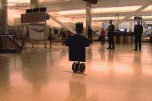 Indianapolis airport debuts customer service robot; travellers say 'he's a nice guy'