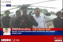 Chhattisgarh: Bureaucrats dance on KBC, face ire of CM Raman Singh