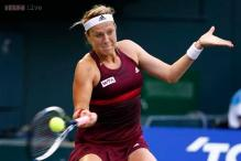 Anastasia Pavlyuchenkova opens with a win at Kremlin Cup