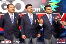 Asian Games: Indian men's compound archery team returns home