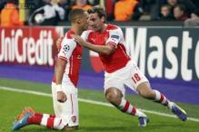 Champions League: Arsenal victory papers over the cracks