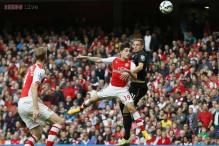 EPL: Arsenal held to a 2-2 draw at home by Hull City