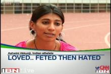 Athlete Ashwini Akkunji on road to redemption