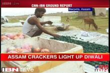 Assam government's aid gives a new lease of life to the state's 130-year-old fireworks industry this Diwali