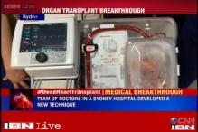 Australian doctors develop technique to transplant dead hearts