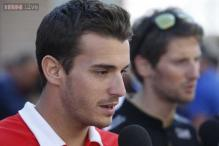 Jules Bianchi will keep fighting, says father