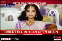 Bangalore: Girl falls into open drain and dies, municipal commissioner calls it 'small accident'