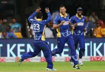CLT20: Tridents register consolation win against Knights