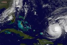 Category 3 Hurricane Gonzalo aims for Bermuda