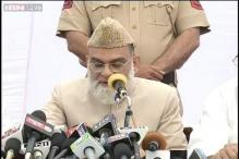 Delhi: 19-year-old son is Bukhari's successor as Jama Masjid Shahi Imam