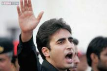 London: Anti and pro Bilawal Bhutto groups clash with each other in Kashmir Million March rally