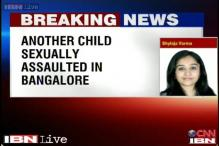 Teacher detained for alleged sexual assualt of 6-year-old girl in Bangalore