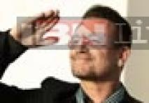 U2's Bono says glaucoma is reason for trademark sunglasses