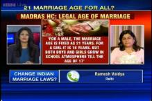 Madras High Court initiates debate: Should marriageable age for girls be raised to 21?