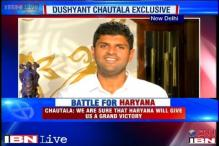 INLD's Dushyant Chautala confident of winning at least 40 seats in Haryana