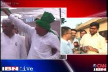 We are facing 2 raavans; OP Chautala will be Haryana's CM, says his son